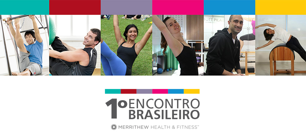 Encontro Merrithew Health and Fitness™ 2014