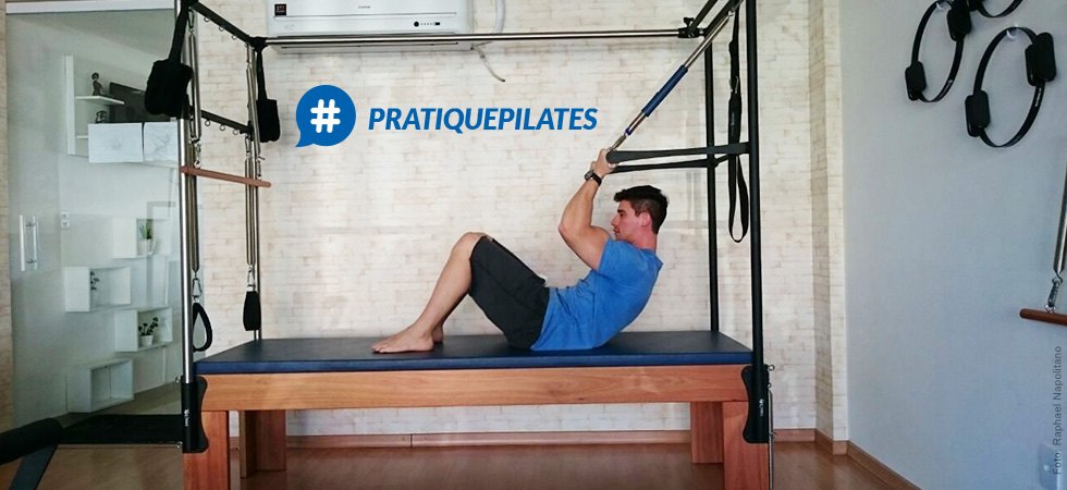 #PratiquePilates: Sit-up combo