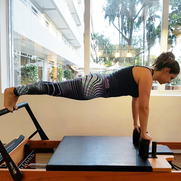 pilates control front