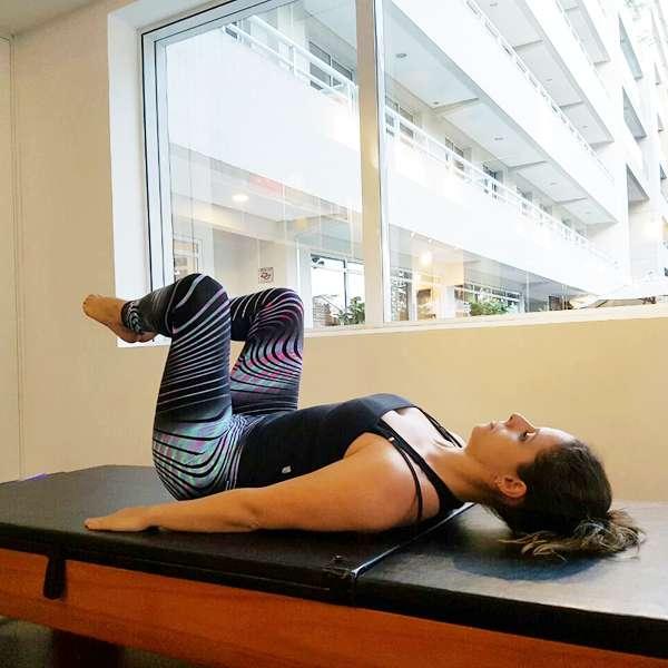 pilates femur arcs 3