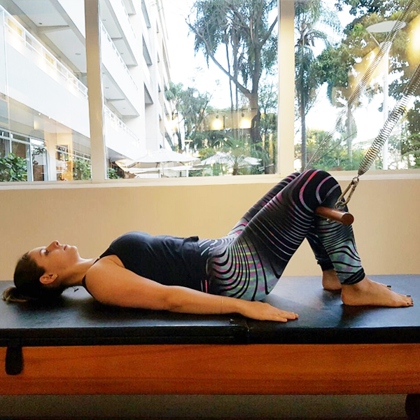pilates pelvic lift 1