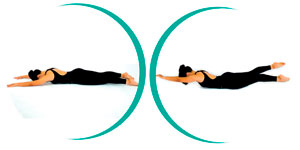 Swimming---MAT-PILATES