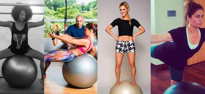 10 atrizes famosas que praticam Pilates 8995ad5136