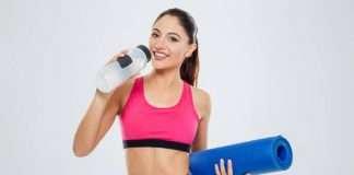 Hidratação no Pilates