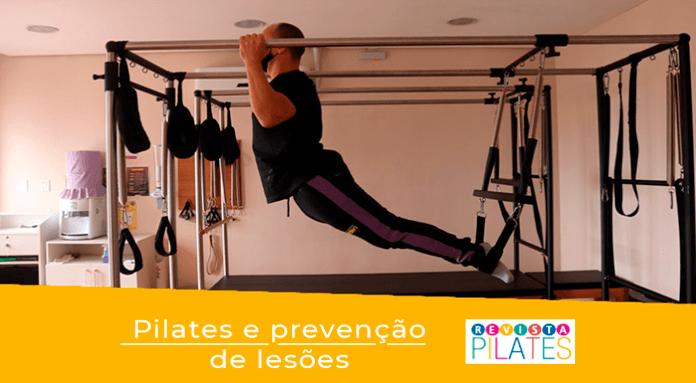 Pilates e prevenção de lesões